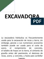 Exacavdora y Motoniveladora-caminos 2
