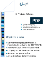 Unidad 2 - El Producto Software