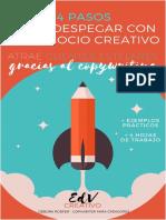 GUÍA DESPEGA CON TU NEGOCIO CREATIVO GRACIAS AL COPYWRITING (EDV Creativo).pdf