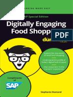 eBook Digitally Engaging Food Shoppers for Dummies En