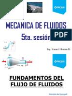 Cl.05_fundamento de Flujo de Fluidos