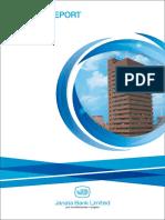 Annual Report 2016 Janata Bank