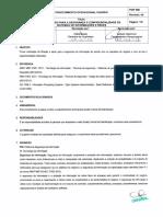 POP 098 - Diretrizes Para a Segurança e Confidencialidade de Sistemas de Informações de Rede REV00