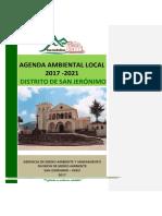 Agenda Ambiental Local
