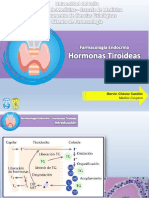 04. Farmacología Tiroidea