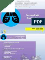 08. Farmacología Respiratoria