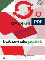 Openshift Tutorial