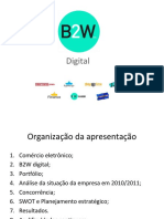 B2W Digital - History and Creation