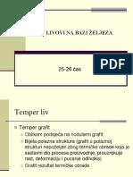 livenje literatura 2