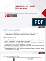 PPT Taller - Marco Curricular