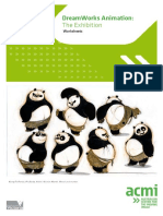 Dreamworks Worksheets