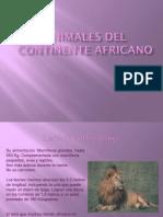 ANIMALESAFRICANOS2.PPTX. ♥