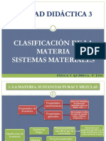 Clasificacic3b3n de La Materia (1)