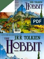 The Hobbit Graphic Novel 2012 New Edition English