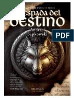 Andrzej Sapkowski - Geralt de Rivia II, La espada del destino.pdf