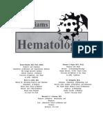 Hematología - Williams (Tomo 1)