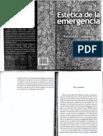 Laddaga, R. Estética de La Emergencia (Capítulo VI)