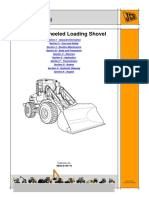 JCB 411 WHEELED LOADER Service Repair Manual SN:M1241500.pdf