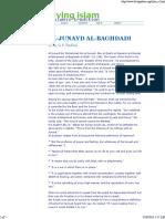 Al Junayd Al Baghdadi