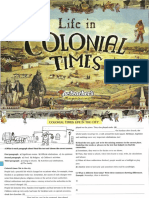 Argentina Colonial Times