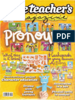Teacher's Magazine 105