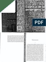 Laddaga, R. Estética de La Emergencia (Capítulo VII)
