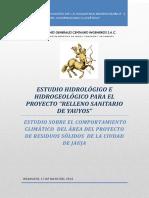 CENTAURO ESTUDIO HIDROLOGICO E HIDROGEOLOGICO YAUYOS.pdf