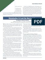 Globalization 4 and Logistics