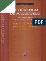 La Herencia de Maquiavelo