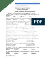 Ejercicios de Termodinamica.