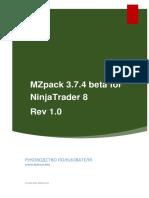 Mzpack 3 User Guide (Ru)