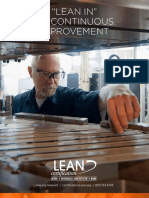 Lean Certification White Paper