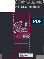 Stevie Ray Vaughan - In The Beginning.pdf