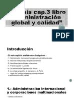 Administracion   Moderna - Cap 3