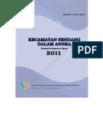 Kecamatan Sendang Dalam Angka 2011
