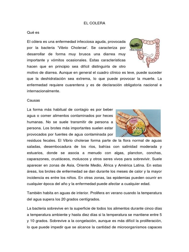 Diarrea en la cuarentena