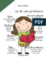 Perfil de La Maestra