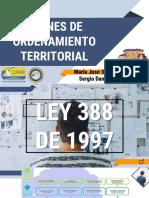 Planes de Ordenamiento Territorial - Ley 388-97