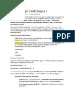Farmacologia Cardiologica II