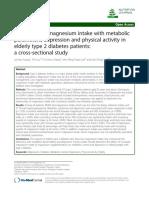 Paper Dm Nutrition