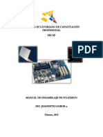 Manual Mantenimiento Pcs Basico