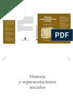 Historia y Representaciones Sociales Copia