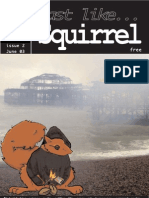 Fast Like...Squirrel - Issue 2