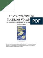Kraspedon, Dino - Platillos Voladores (Fragmentos), 1952