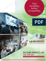 LG Projector Consolidated Leaflet
