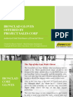 Ironclad Gloves From Project Sales Corp 2018
