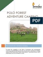 Polo Forest Trekking Camp Dist Aravalli North Gtujarat N7WckFx