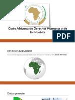 Corte Africana de DDHH y de Los Pueblos