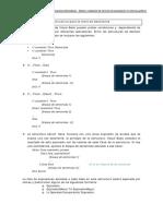 Estructuras de Contro VB