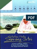 Catatan Hati Seorang Istri - Asma Nadia